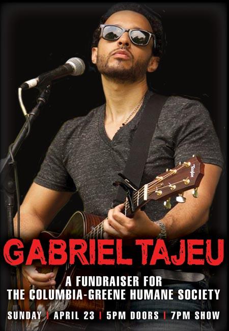 Gabriel Tajeu @ Club Helsinki